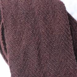 """Bandes molletières en laine 630cm - """"Brunette"""""""