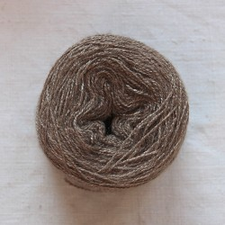 20/2 tussah silk - brown