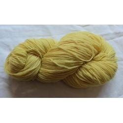 Laine 12/4 - jaune bouleau clair