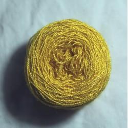 20/2 tussah silk - yellow