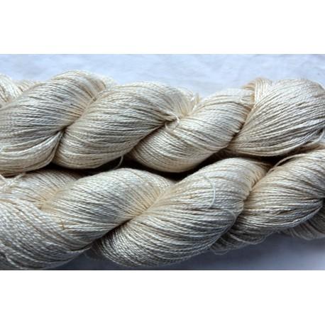8/2 Schappe silk, made in Switzerland
