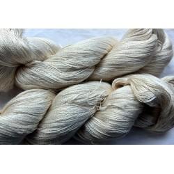 Soie schappe 20/2, fabriquée en Suisse