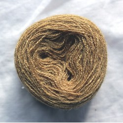 20/2 tussah silk - henna gold