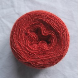1-ply BB Nat - Madder red