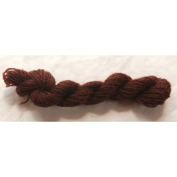 20/2 wool - 25m - Madder + indigo