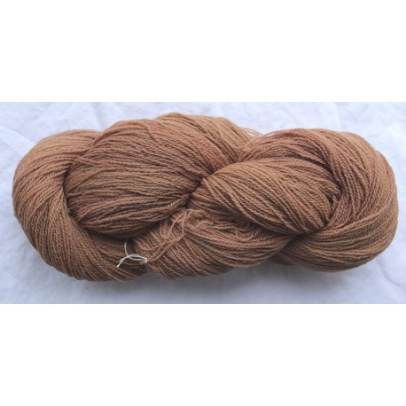French prealpine wool 16/2 - Rumex roots