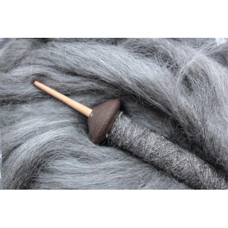 Gotland wool top