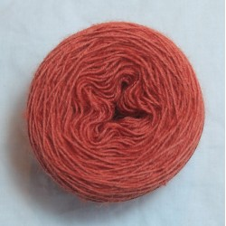 20/4 wool - Medium red
