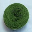 Laine 20/2 - Vert vif bouleau + indigo