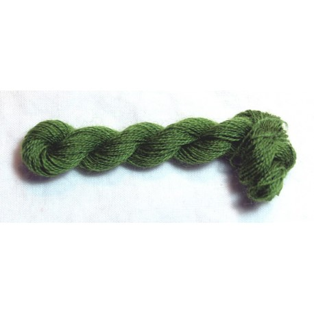 20/2 wool - 25m - bright green