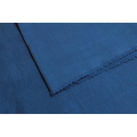 Etamine de laine 120g/m2 - Indigo 155 x 205m