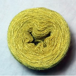 20/2 tussah silk - yellow