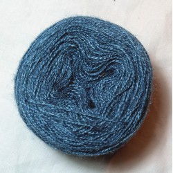 20/2 tussah silk - Medium blue