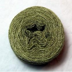 20/2 tussah silk - dark khaki green