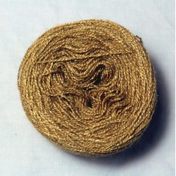 20/2 tussah silk - golden yellow