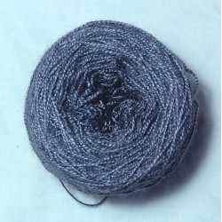 20/2 tussah silk - purple grey