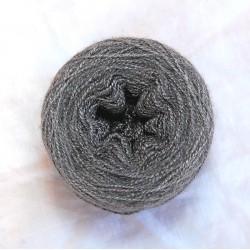 20/2 tussah silk - Dark Grey
