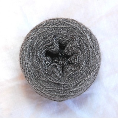 20/2 tussah silk - Grey