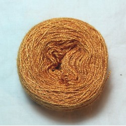 20/2 tussah silk - Dark Orange