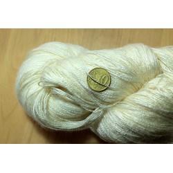 20/2 tussah silk undyed skeins