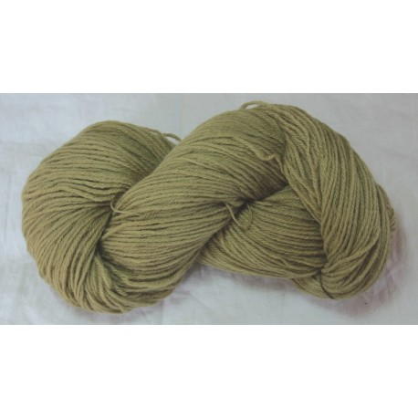 12/4 wool - Light kakhy