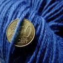 12/4 wool - Madder + indigo