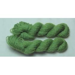 Merino skeins - light green