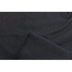 Toile de laine 480g/m - 180 x 200 cm Noir