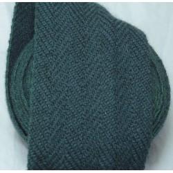 Leg wraps 640cm - Dark turquoise