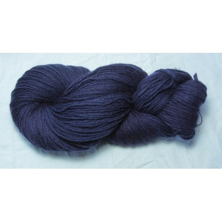 12/4 wool - Very dark Purple