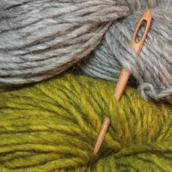 Pack aiguille à naalbinding et laine islandaise