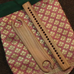 Gift pack - Solid wood shuttle and warp spreader