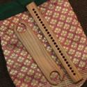 Pack cadeau - Navette et séparateur de chaîne en bois massif