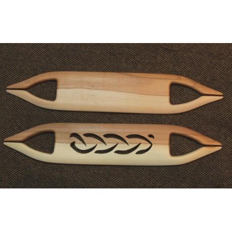 Navette bois massif 20cm