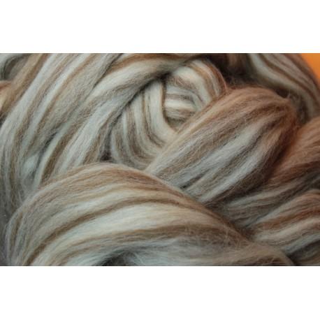 Shetland wool, blend