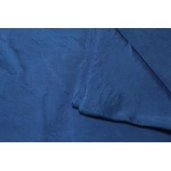 Pongé de soie 90 x 145 cm - indigo foncé