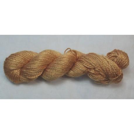 Soie schappe 20/2 - Orange clair