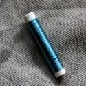 Soie floche 200den - bleu pastel 50m